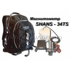 Протонный магнитометр SHANS - 34 TS