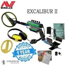 Металлоискатель Excalibur II (Excalibur 2) + пинпоинтер vibra probe 570